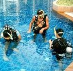 Phuket Scuba Diving Courses -Padi Discover Scuba Diving