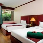 Deluxe Room at Baumanburi Hotel Phuket