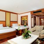 Junior Suite at Baumanburi Hotel Phuket