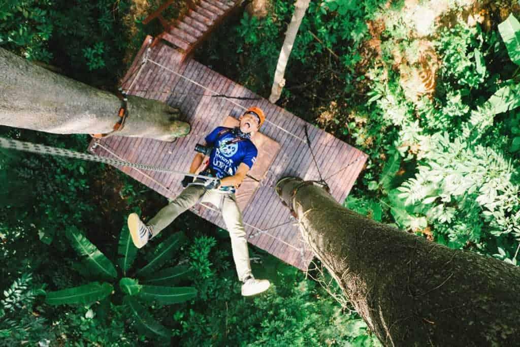 Hanuman World Phuket - Abseil