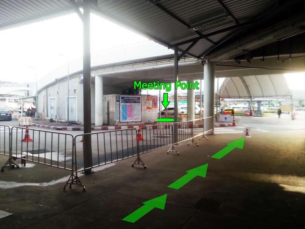 Trasferimento Aeroporto di Phuket