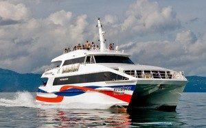 Transfer Phuket nach Koh Samui