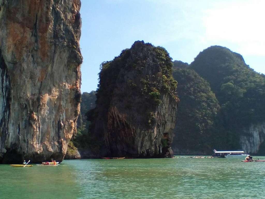 Phang Nga Canoe Tour