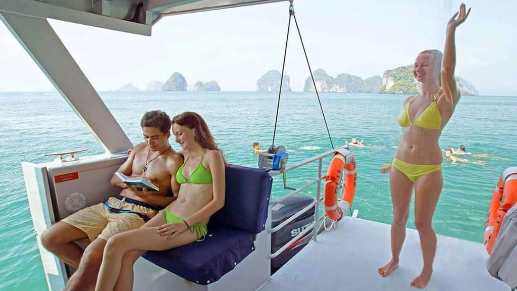 Koh Yao Noi Tours by Fast Catamaran