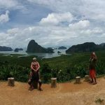Samet Nangshe View Point.