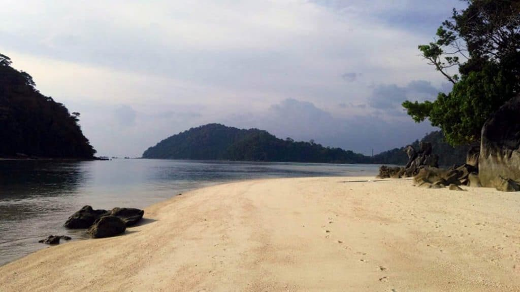 Surin Islands Overnight