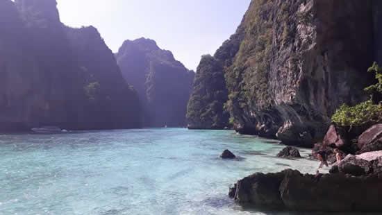 Phi Phi Island - Pileh Lagoon