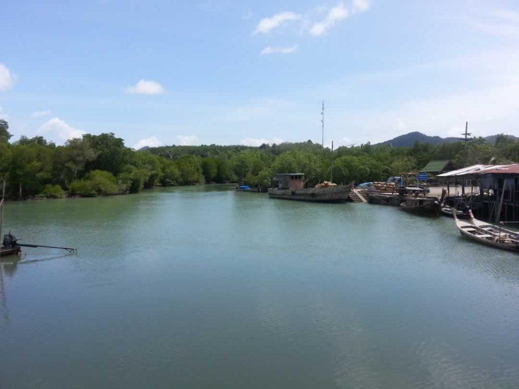 Koh Yao Noi Insel Aussicht