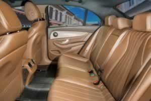 Phuket Limousine - Mercedes-Benz-E220d-interior
