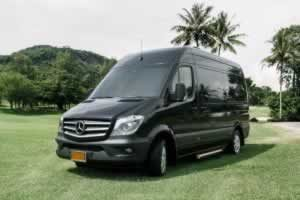 Phuket Limousine - Sprinter-exterior