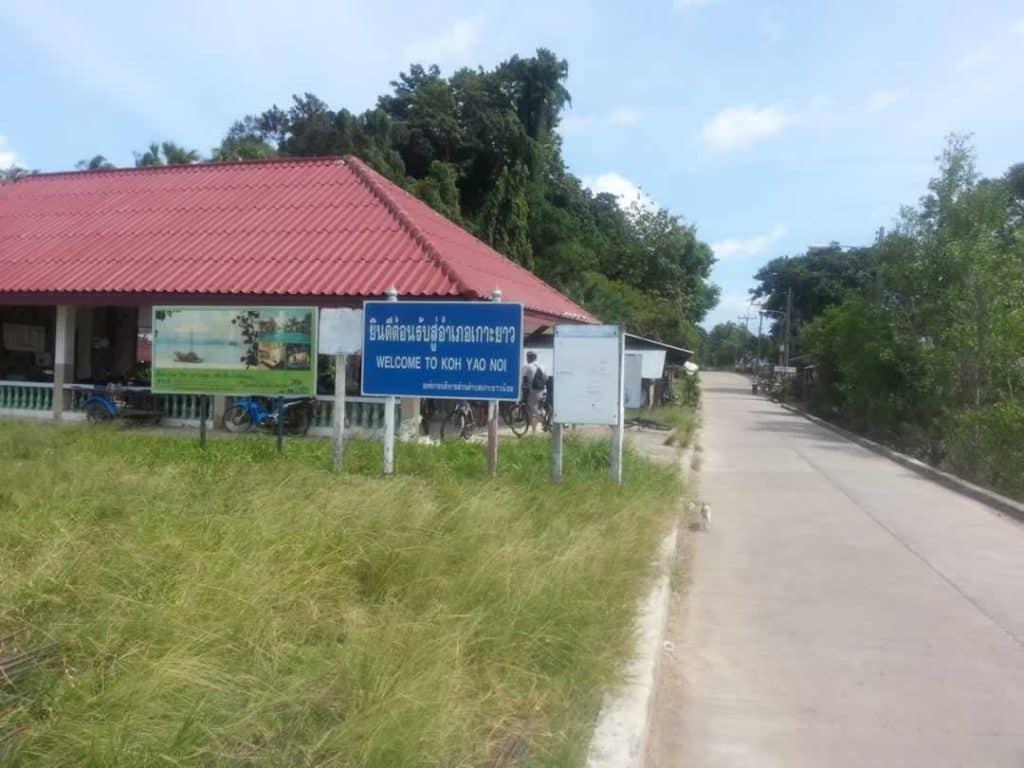 Willkommen zum Ausflug nach Koh Yao Noi.