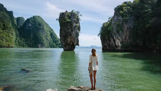 James Bond Island, Private Phang Nga Bay Tour, Thailand