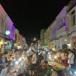 Phuket Town - Lad Yai Market on Thalang Road