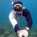 Snorkeler with Island Hopping Phuket Tours