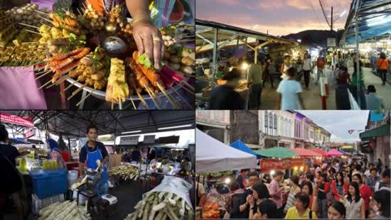 Phuket Night Market Tour