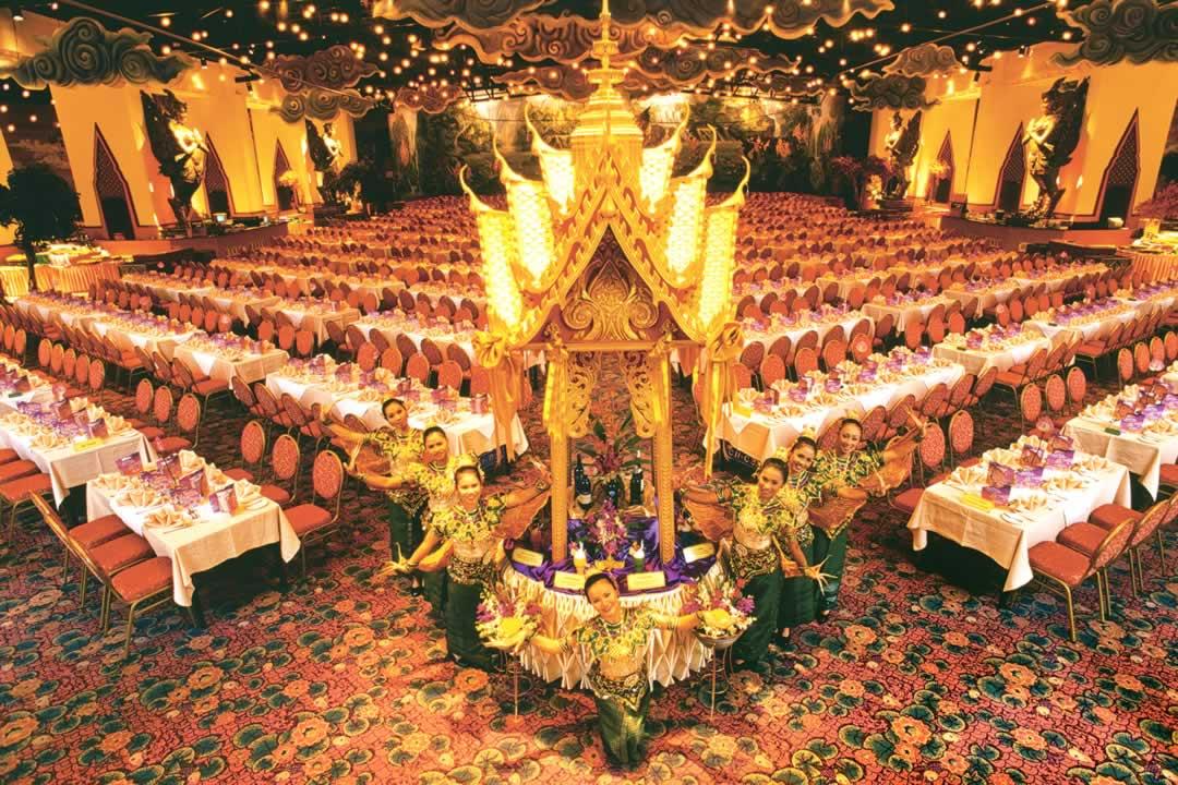 Golden Kinnaree restaurant