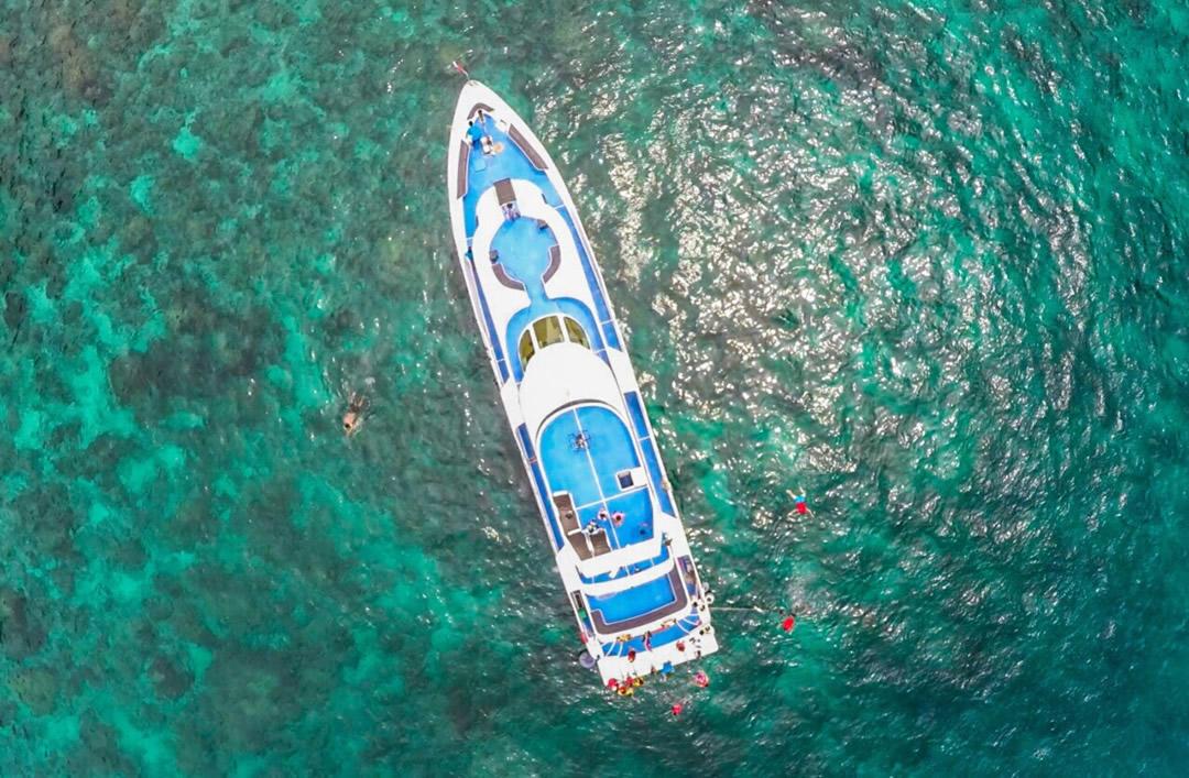 MV Chandra Phuket Thailand