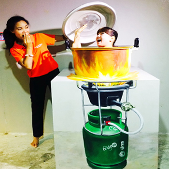 Museum Cooking
