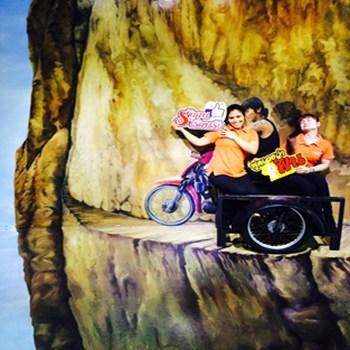 Phuket Trickeye Motorbike