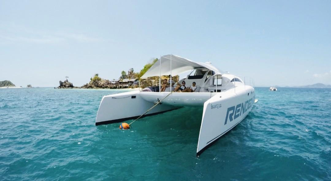 Rendezvous Phuket Power Catamaran