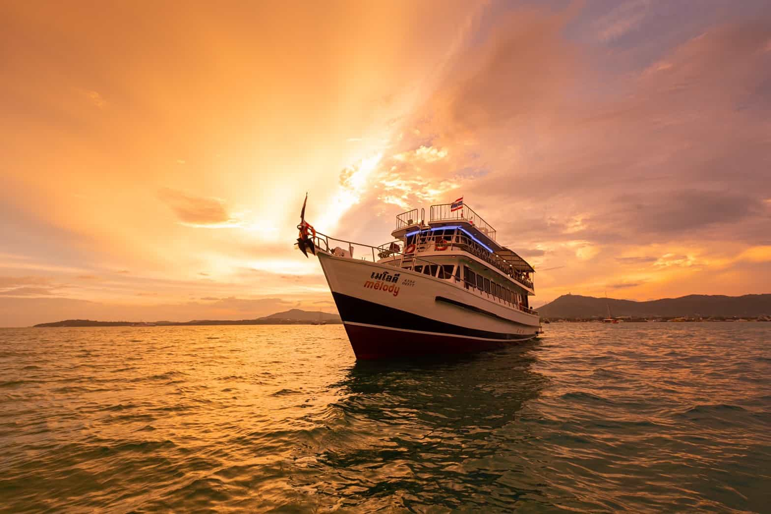Sunset Dinner Cruise Phuket