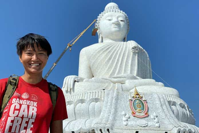 Hike to Big Buddha