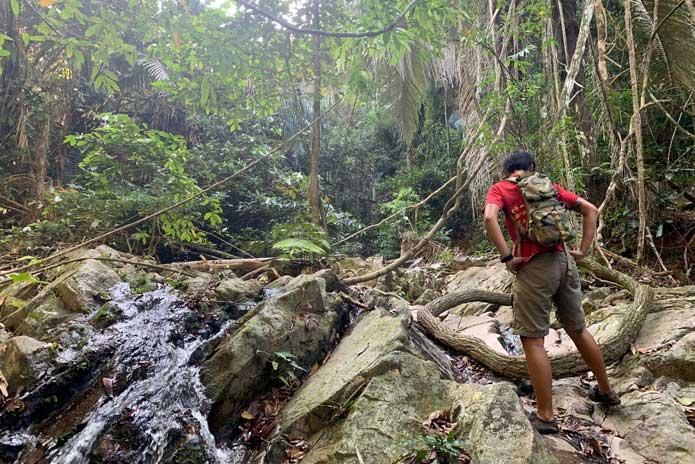 Phuket Hiking adventure