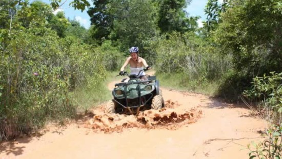 Phuket Activities - ATV Fun