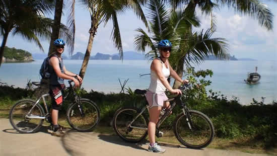 Phuket Cycling Tours