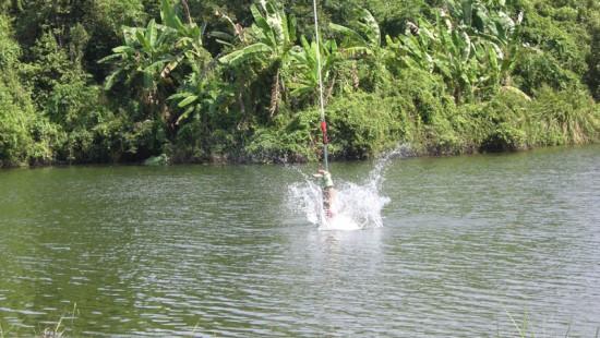 Phuket Bungy Jumping