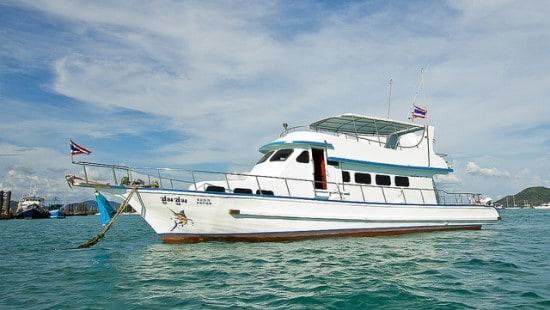 Phuket Game Fishing Boat