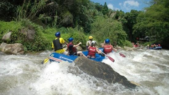 Phuket Rafting