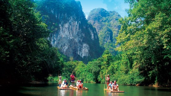Overnight Tours into Khao Sok National Park