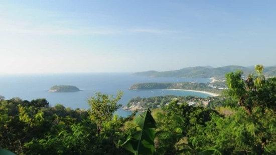 Phuket Sightseeing - Kata View Point