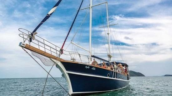Private Phuket Island Cruises Illuzion